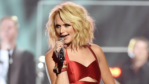 Who does Miranda Lambert have Bad Blood with?
