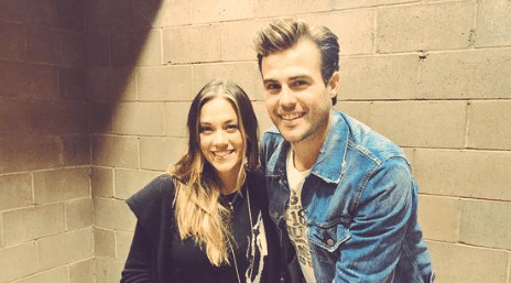 Jana Kramer's baby has a new uncle…