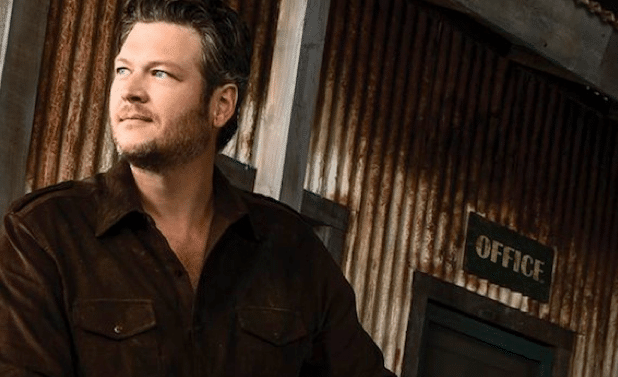 Blake Shelton Announces New Album!