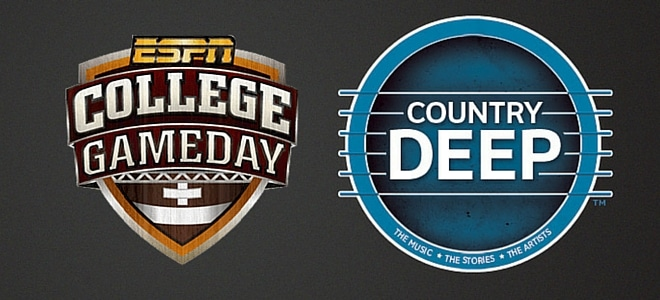 Tailgate In Style with AT&T U-verse Country Deep TV!