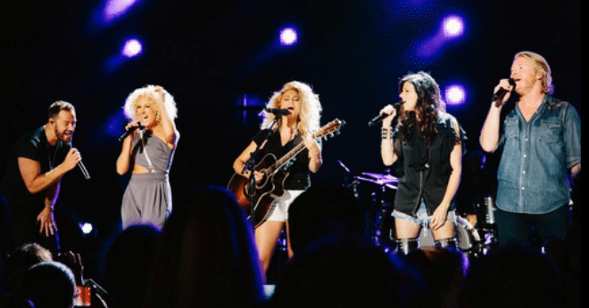 Little Big Town Singing with Tori Kelly is Everything