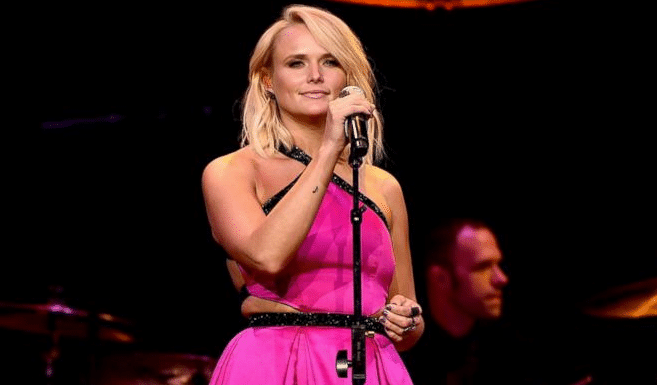 "Miranda Lambert Gets ""Crazy"" at C2C"