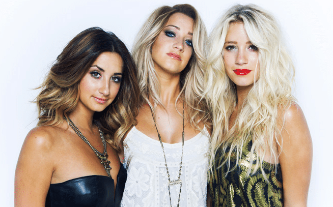 Sister C Stuns at Nashville EP Release Party (Watch!)