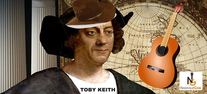 We Can Thank Christopher Columbus for These Country Songs
