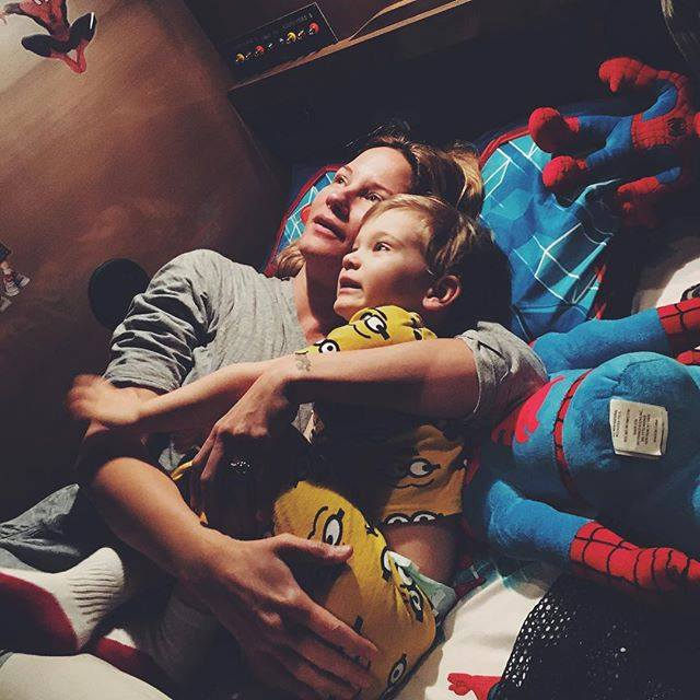 Jennifer and Magnus, Spider-Man and Minions