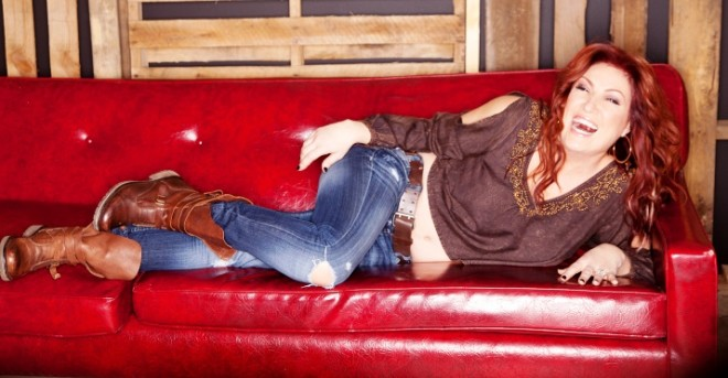 Jo Dee Messina is kind of not a fan of Chris Young
