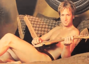 Could we see Keith Urban naked on the big screen sometime soon?