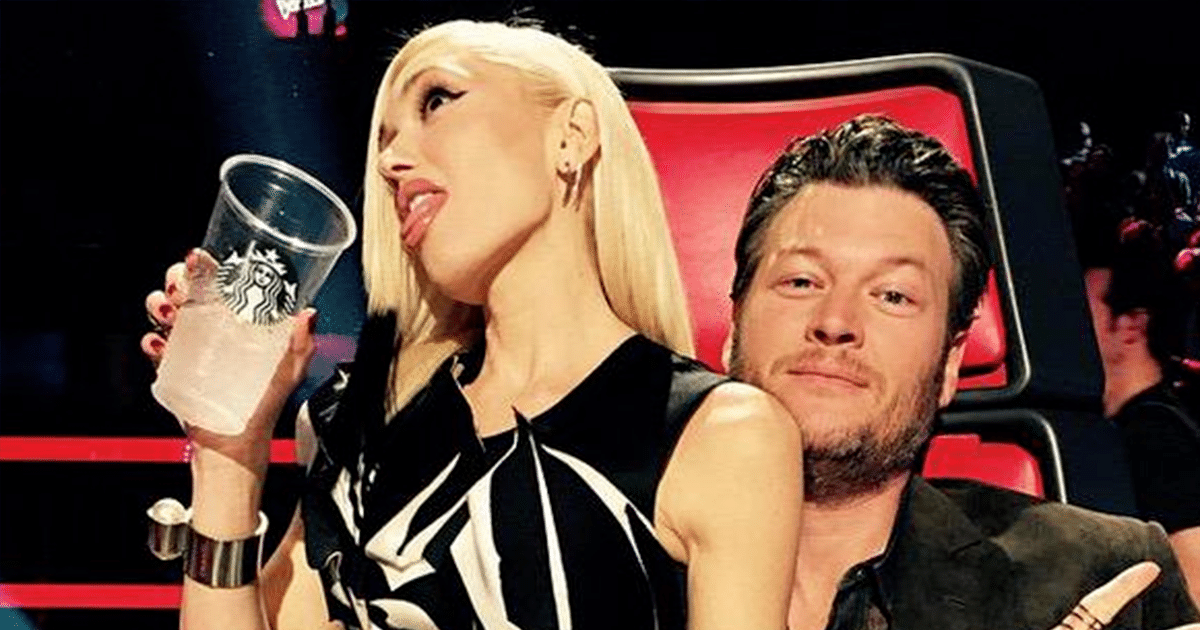 The Blake and Gwen Gossip Hilarity Continues – Now They're Engaged?!