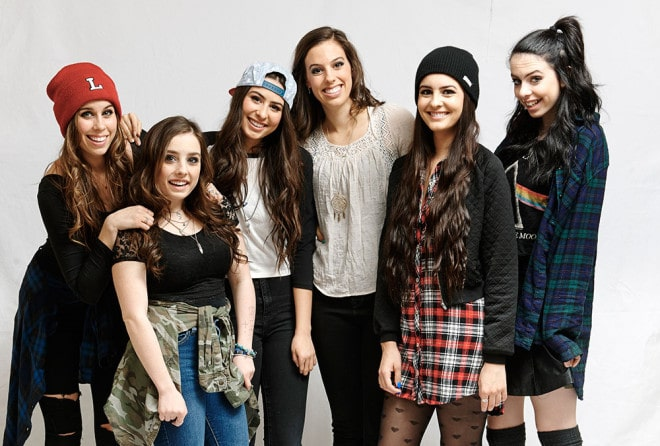 Cimorelli Is Invincible and Will Live Forever (Watch!)