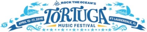 Tortuga Music Festival Announces 2016 Headliners