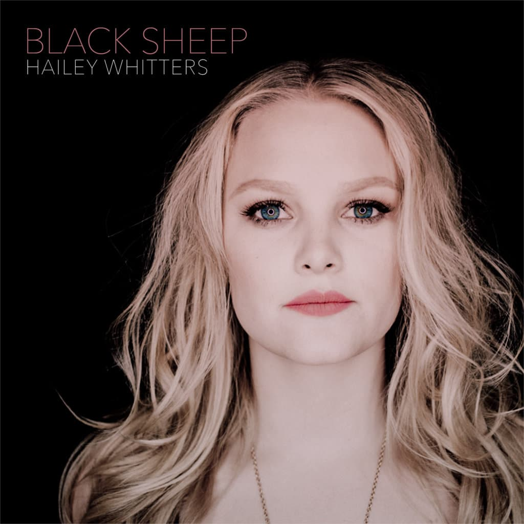 "Hailey Whitters Embraces the ""Black Sheep"" Role on Her Debut"
