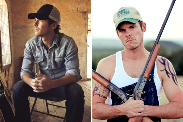 Granger Smith explains his alter ego, Earl Dibbles Jr.