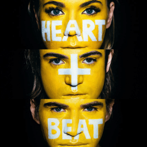 The Band Perry Heart + Beat album cover