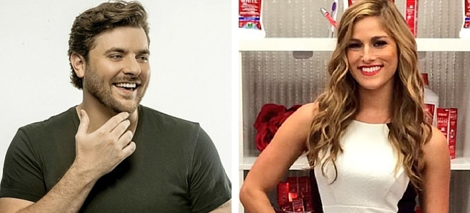 Watch Chris Young & Cassadee Pope Perform At 35,000 Feet!