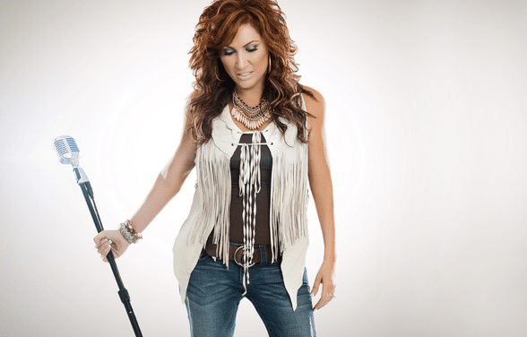 Jo Dee Messina Encourages Fans to Bring the Heat
