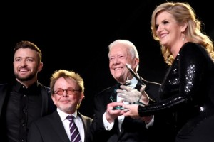 justin-timberlake-paul-williams-jimmy-carter-trisha-yearwood