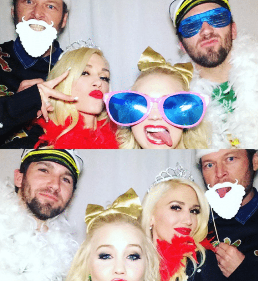 Blake Shelton and Gwen Stefani help RaeLynn celebrate her engagement