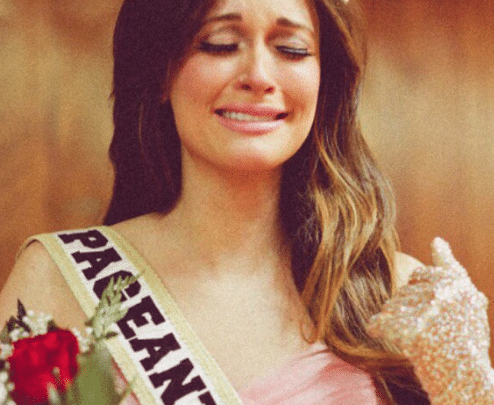 Kacey Musgraves owns the Miss Universe mishap…