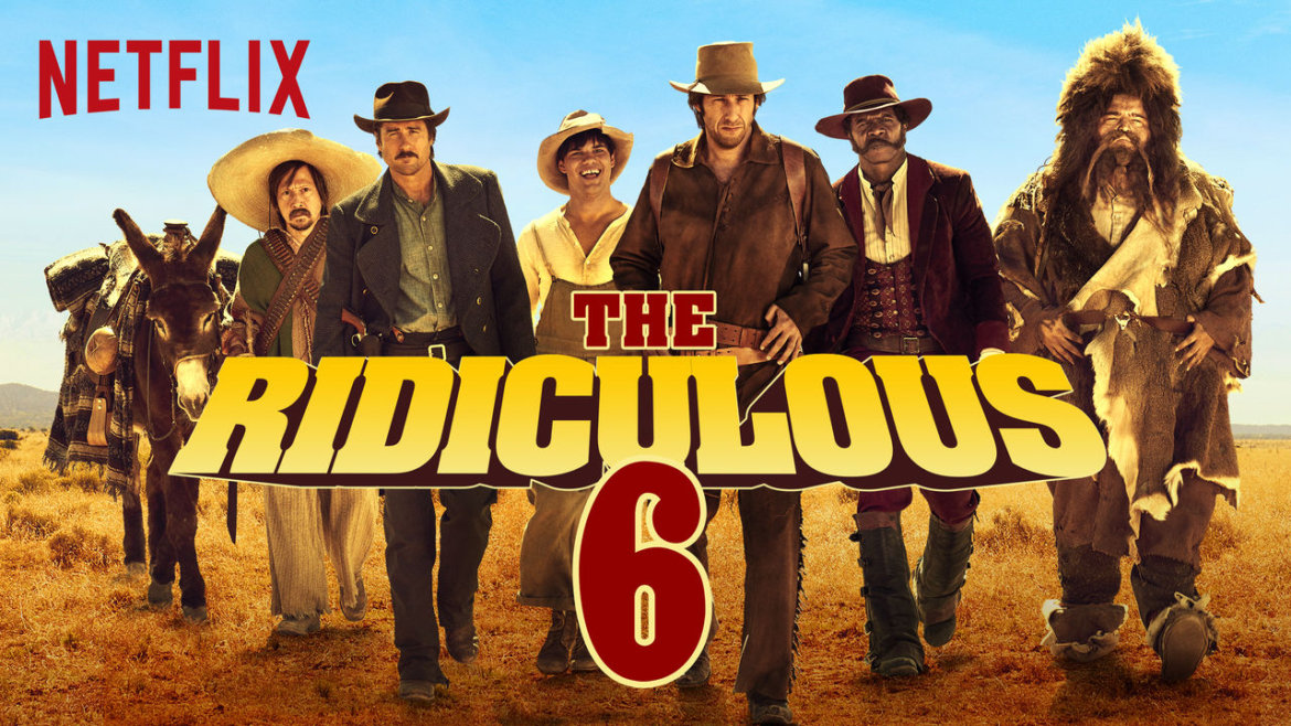 Country artists on Netflix: Blake Shelton in The Ridiculous 6