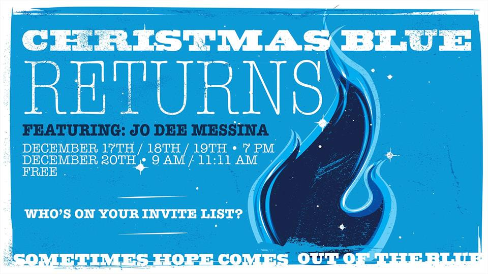 """Grace Chapel in Leiper's Fork Presents """"Christmas Blue"""" Featuring Jo Dee Messina"""