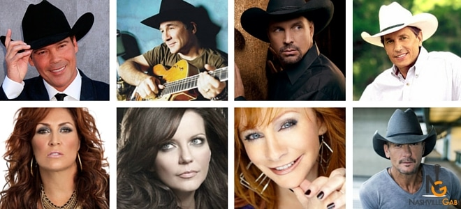 2016: The Year of the Country Music Icon