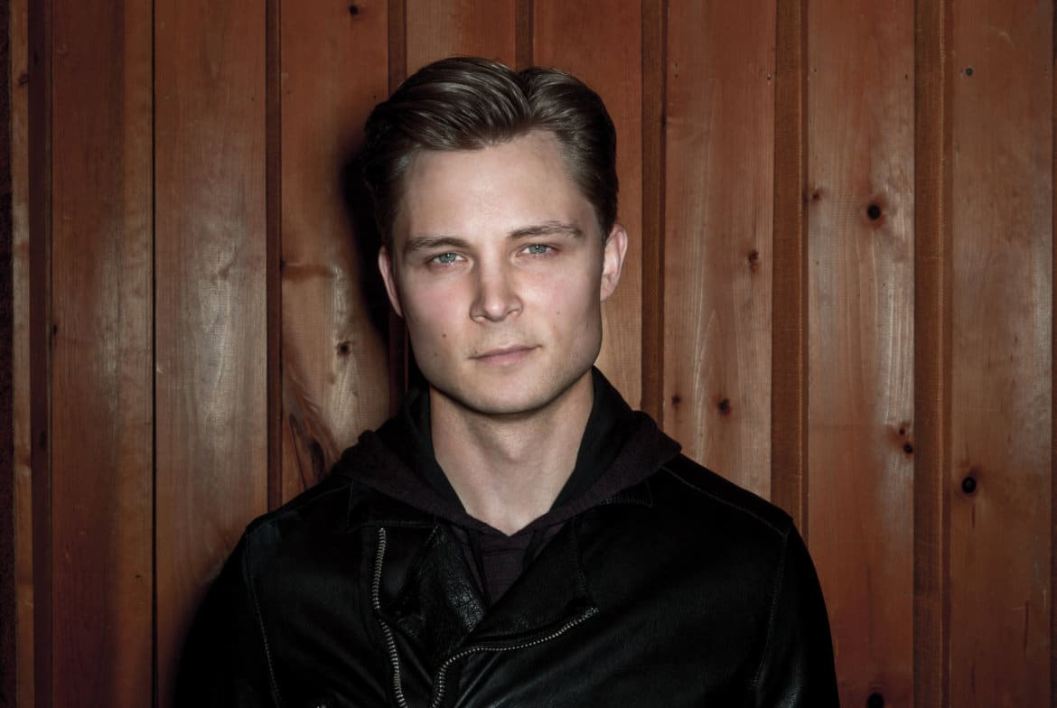 Frankie Ballard gives back to place he grew up this season