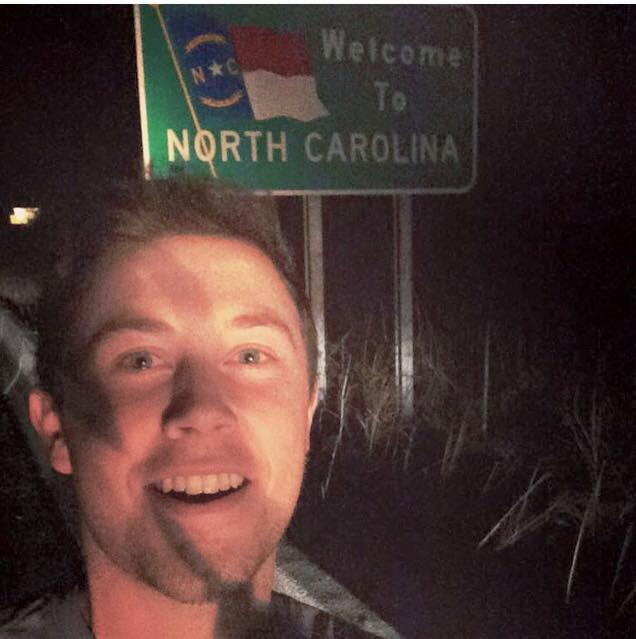 A winter storm won't stop Scotty McCreery