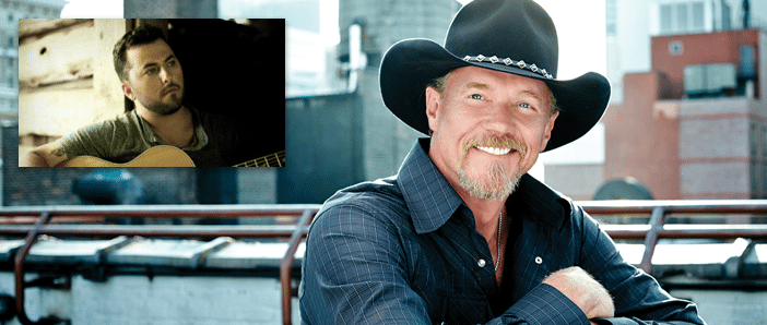 Trace Adkins' new single has one excited co-writer…