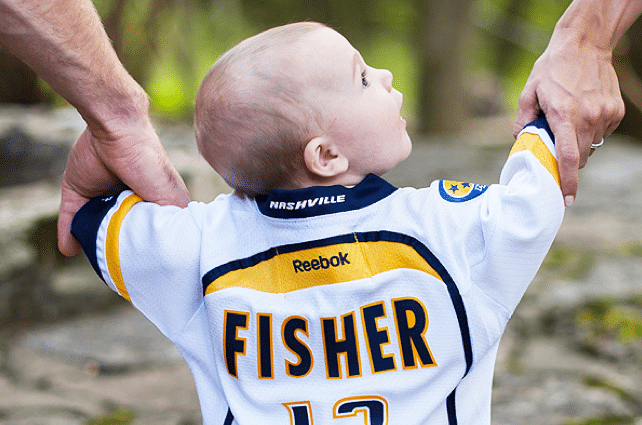 Will Isaiah Fisher Party Like a Rockstar for His First Birthday?