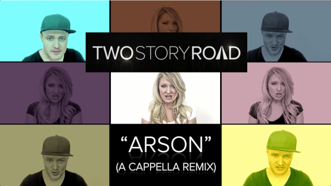 What Happens When a Country Duo Is Inspired by Pentatonix?