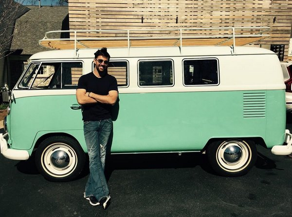"Jake Owen is Hitting the Road in a ""Love Bus"""