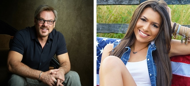 "Phil Vassar & Jessica Lynn Perform Jo Dee Messina's ""I'm Alright"" (Watch!)"