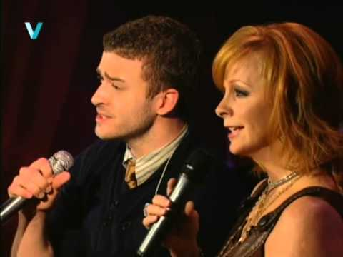 Throwback Thursday with Reba and Justin Timberlake