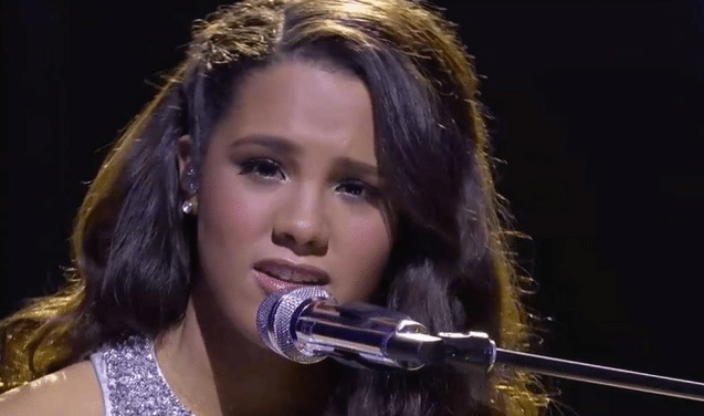 "Tristan McIntosh Finds Her Niche On ""American Idol"" (Watch!)"