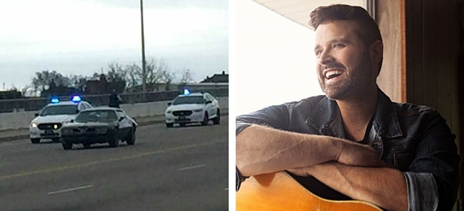 Randy Houser Police Chase Benefited Nashville Community