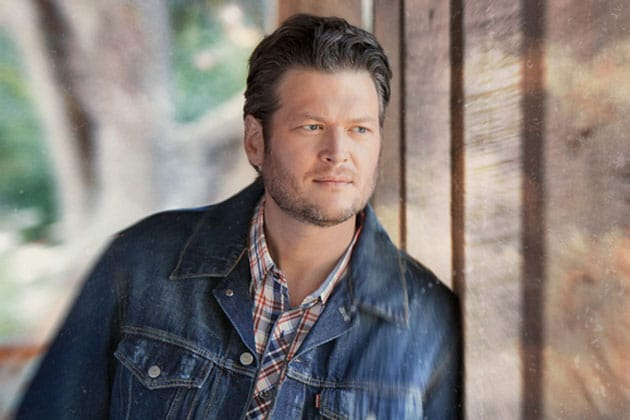 Is Blake Shelton shooting a music video at the former Pink Pistol?