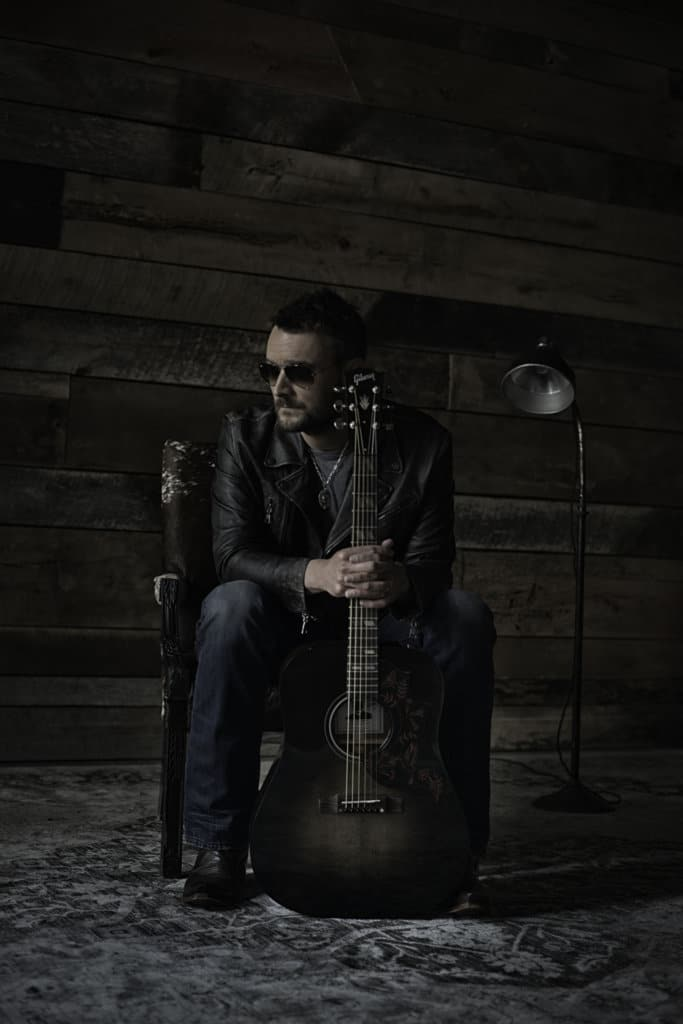 Eric Church to release signature Gibson guitar in May