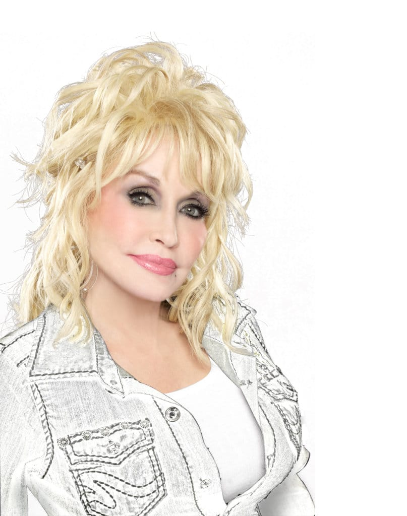 This could be Dolly Parton's biggest fan and he's 14