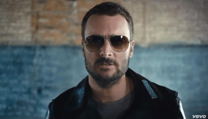Eric Church helped Michael Phelps have a record year