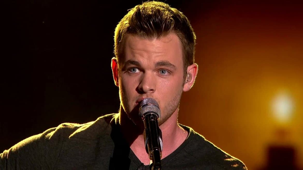 """American Idol's Clark Beckham Puts Soulful Spin on """"Tennessee Whiskey"""""""