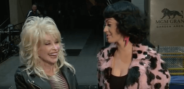 Will there be stripping in Dolly Parton and Katy Perry's ACM Performance?