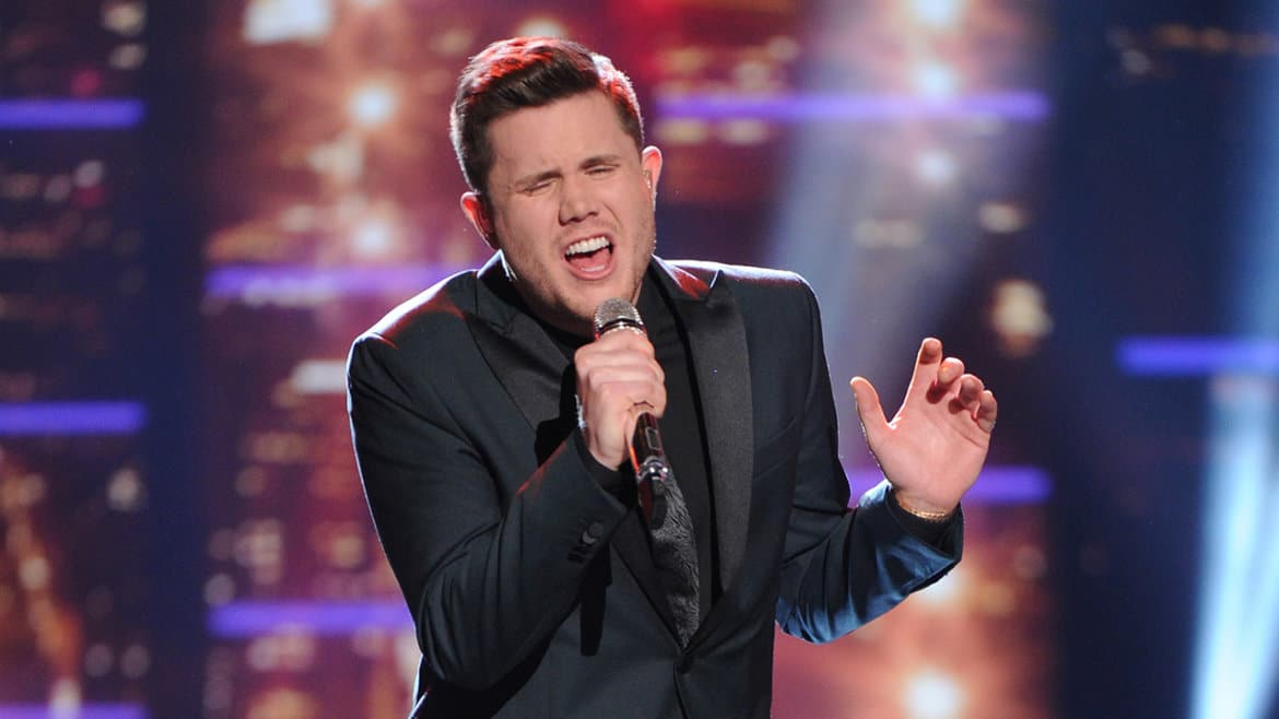 "Trent Harmon Offers a Soulful Take on Blake Shelton's ""I'm Sorry"""