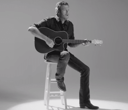 Blake Shelton releases new video for 'Savior's Shadow'