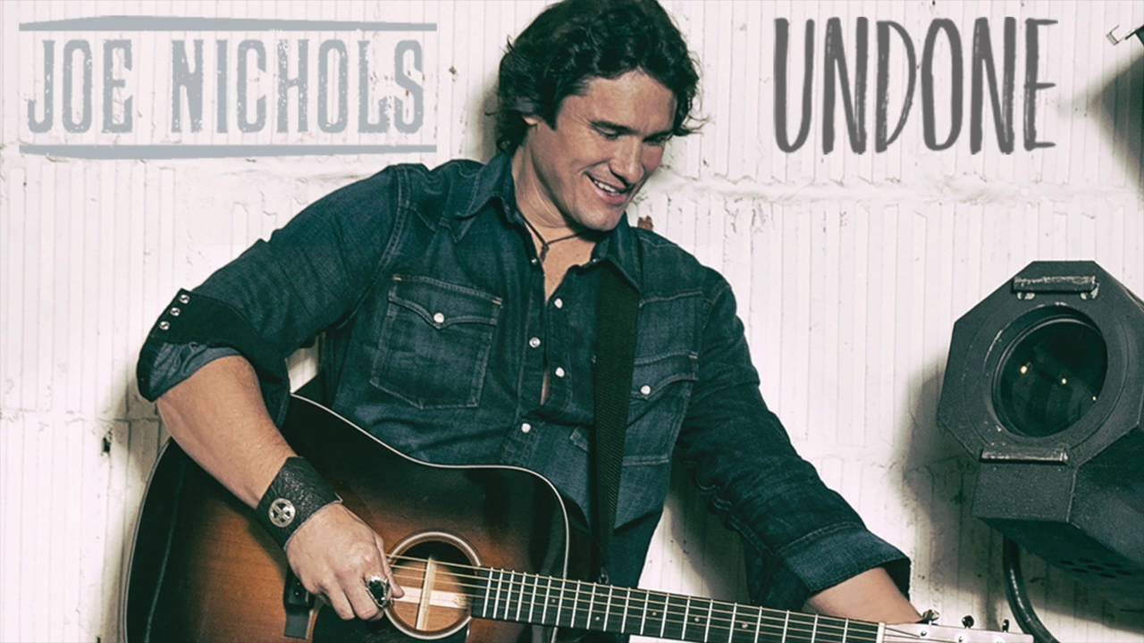 Take a listen to Joe Nichols' sultry new single, 'Undone'