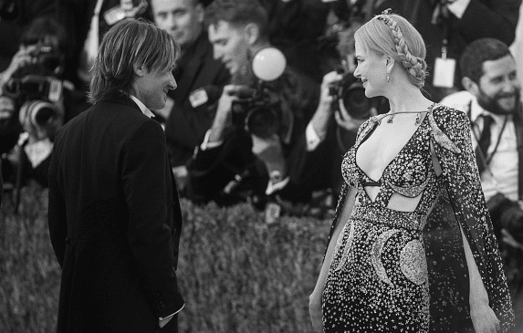 Dapper Keith Urban attends Met Gala with wife, Nicole Kidman