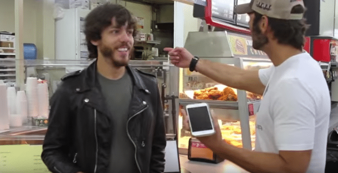 Forget The Boat…You Can Buy Chris Janson Some Chicken!