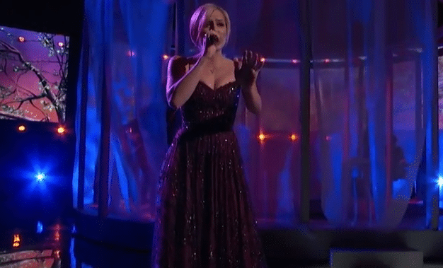 "Watch Mary Sarah Give ""The Voice"" Viewers A Big ""I Told You So"""