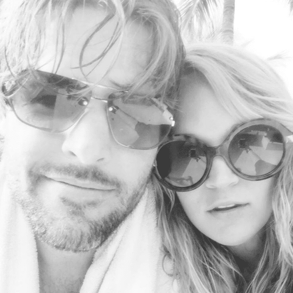 Photo: Carrie Underwood and Mike fisher on Instagram