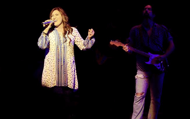 Jo Dee Messina Brings Soul To Kia Of Meridian Show