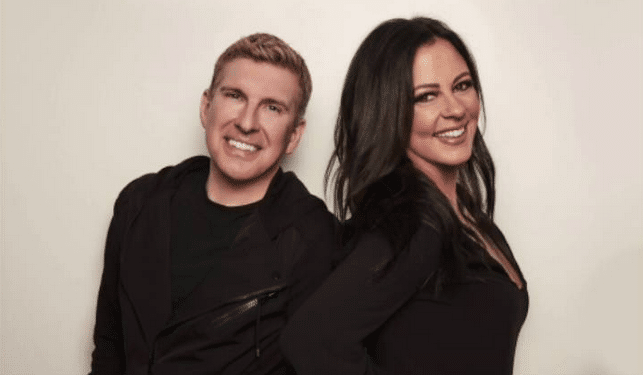 Exclusive Interview: Sara Evans & Todd Chrisley Share Infinite Love